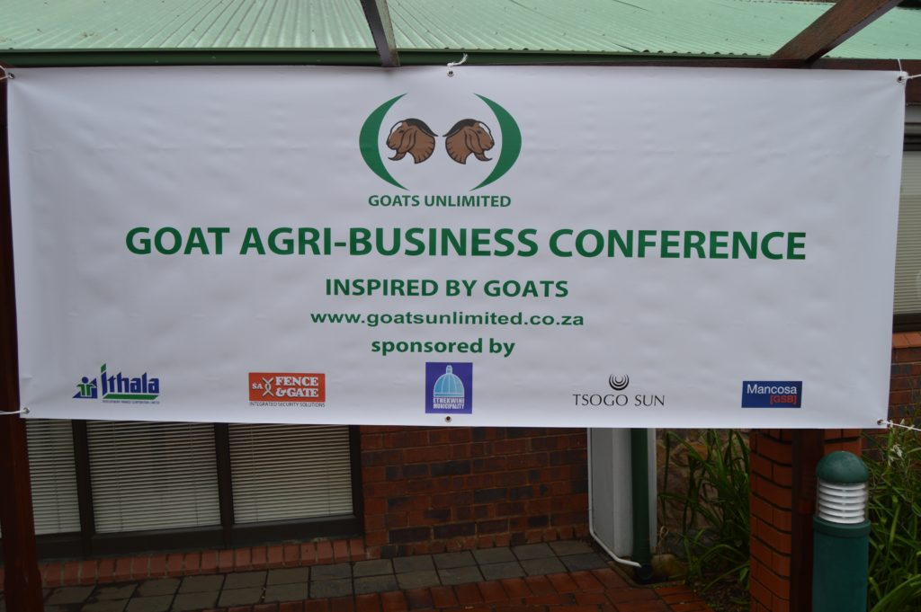 Goats Agribusiness Conference